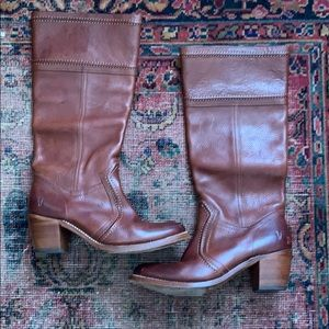 Frye Jane Tall Boots 9